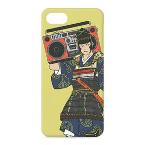 ラジカセ武者iPhone7ケース