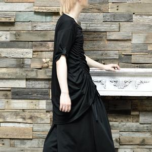 まふてるワンピTシャツ(ブラック)