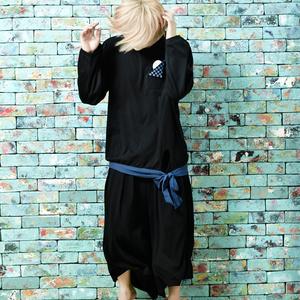まふてるポケットTシャツ(ブラック)