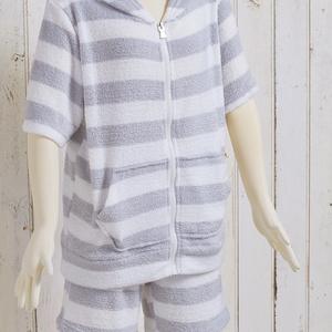 半袖いろはのパジャマ・上