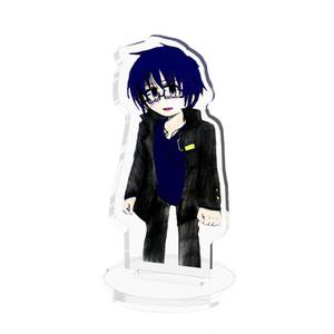 【Hello suicide】水原紫月 アクリルフィギュア