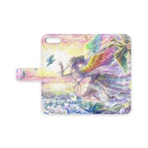 Paradise Birds スマホケース(iPhone)