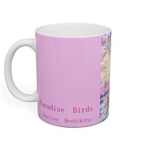 Paradise Birds マグ