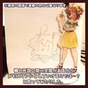 サマーフルーツなアクリルフィギュア【在庫復活は9/1頃】