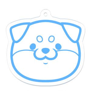 柴犬アクリルキーホルダー