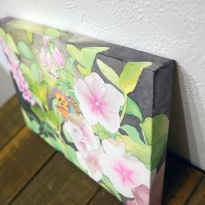 原画「花とかくれんぼ」