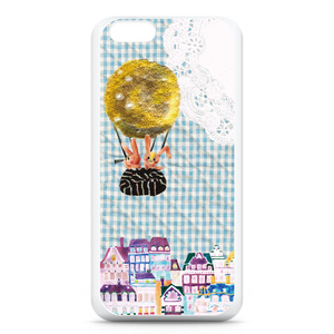 iPhone6ケース 「空中遊泳」 by なおちる
