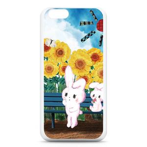 iPhone6ケース 「夏のバス停」 by なおちる