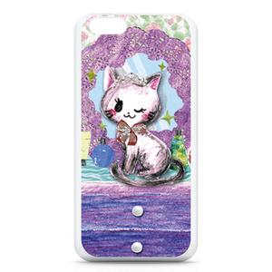 iPhone6ケース 「おしゃれ猫」 by なおちる