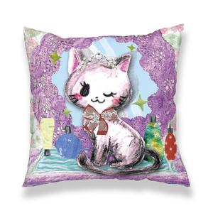 クッションカバー ファッショナブル猫
