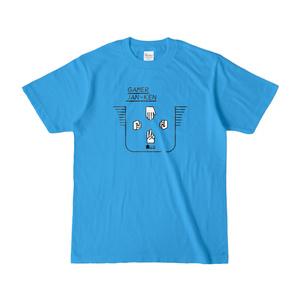 ボードゲームあるある - Tシャツ「ゲーマージャンケン篇」