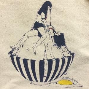 卵かけごはんトートバッグ