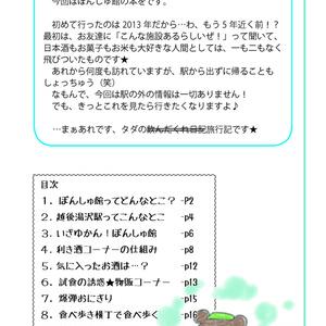 【電子版】おいでよぽんしゅ館~越後湯沢店探訪記~
