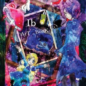 Ibフルカラーイラスト集「Ib ArT BooK 」あんしんBOOTHパック