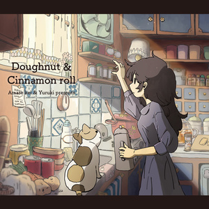 Doughnut & Cinnamon roll
