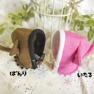 A3-猫耳ケープ(ねんどろサイズ)