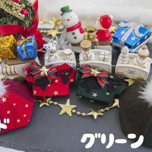DC-モミの木帽子のクリスマスセット