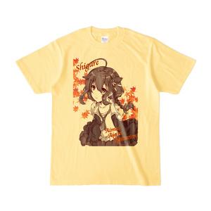 秋の時雨カラーTシャツ