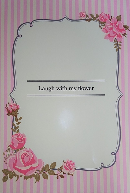 Laugh With My Flower ワールドカニツアー Booth