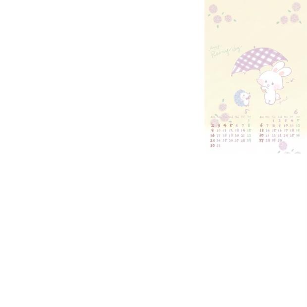 wallpaper&calendar2021.5〜