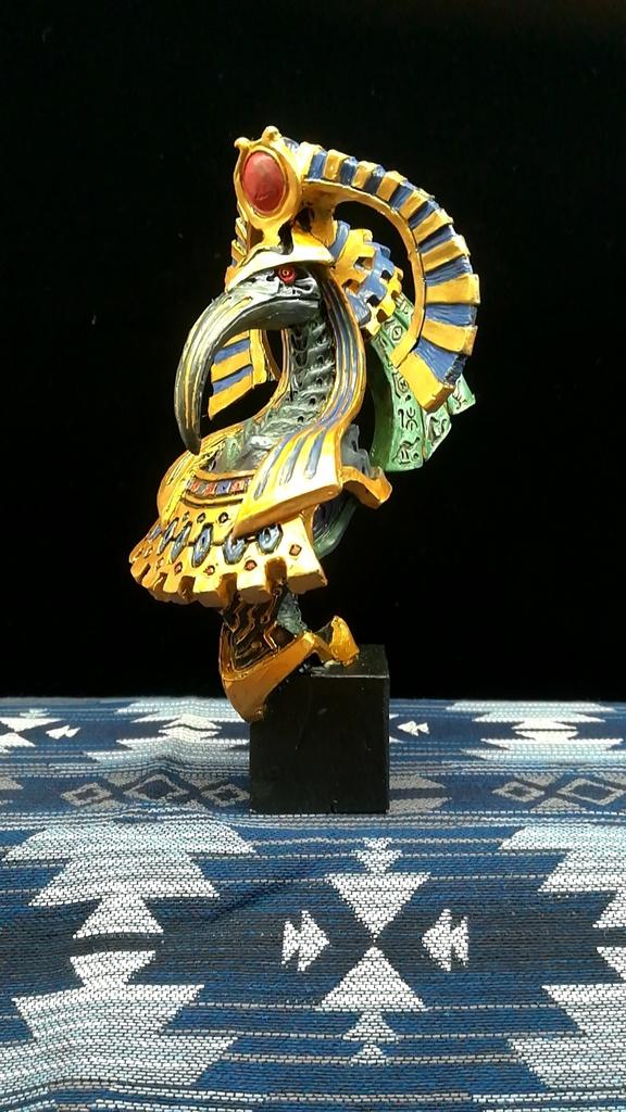 エジプト神話 トト神(組み立てキット) - 三条獅子 - BOOTH