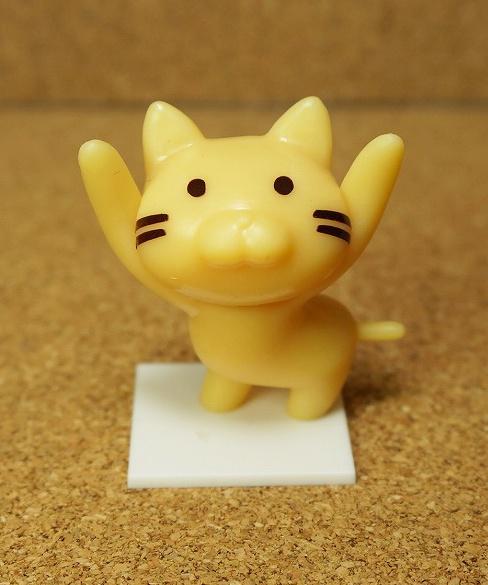 猫ペンホルダー