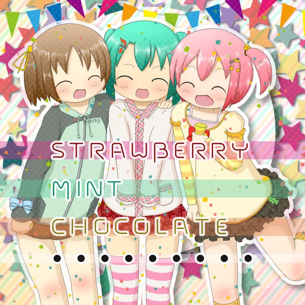 【委託】Strawberry Mint Chocolate