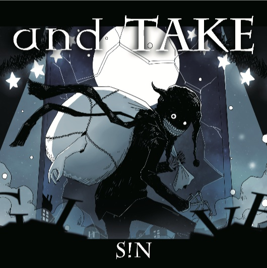 【新譜】and TAKE【会場/通販限定盤】