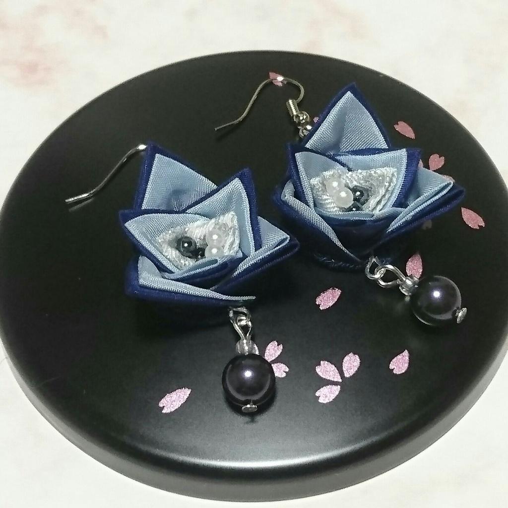 数珠丸恒次イメージピアス/イヤリング