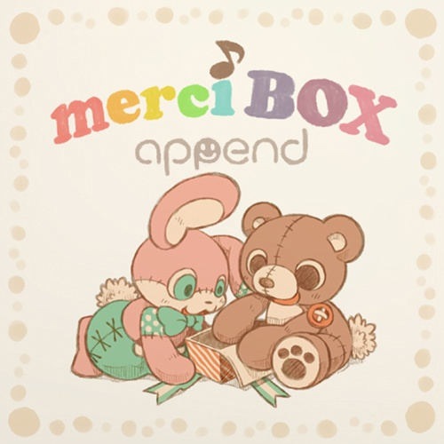 merciBOX append