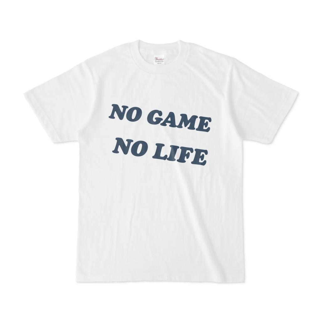 NO GAME NO LIFE Tシャツ