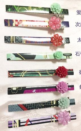 【刀剣】ヘアピン/槍大太刀薙刀