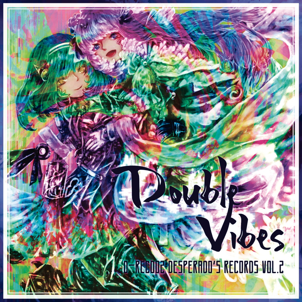"[D-REC002]Desperado's Records Vol.2 ""Double Vibes"""