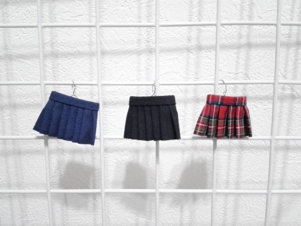 オビツろいどサイズ スカート各種
