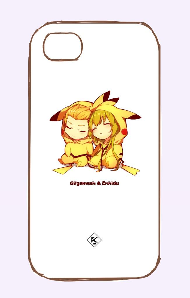 〔メソポタミア〕iphoneカバー(透明/ソフト)