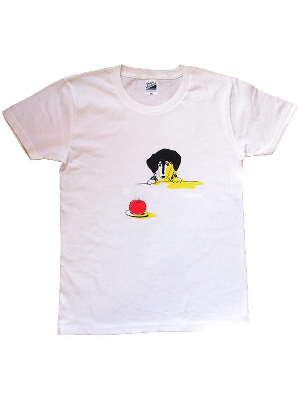 りんご食べたいTシャツ