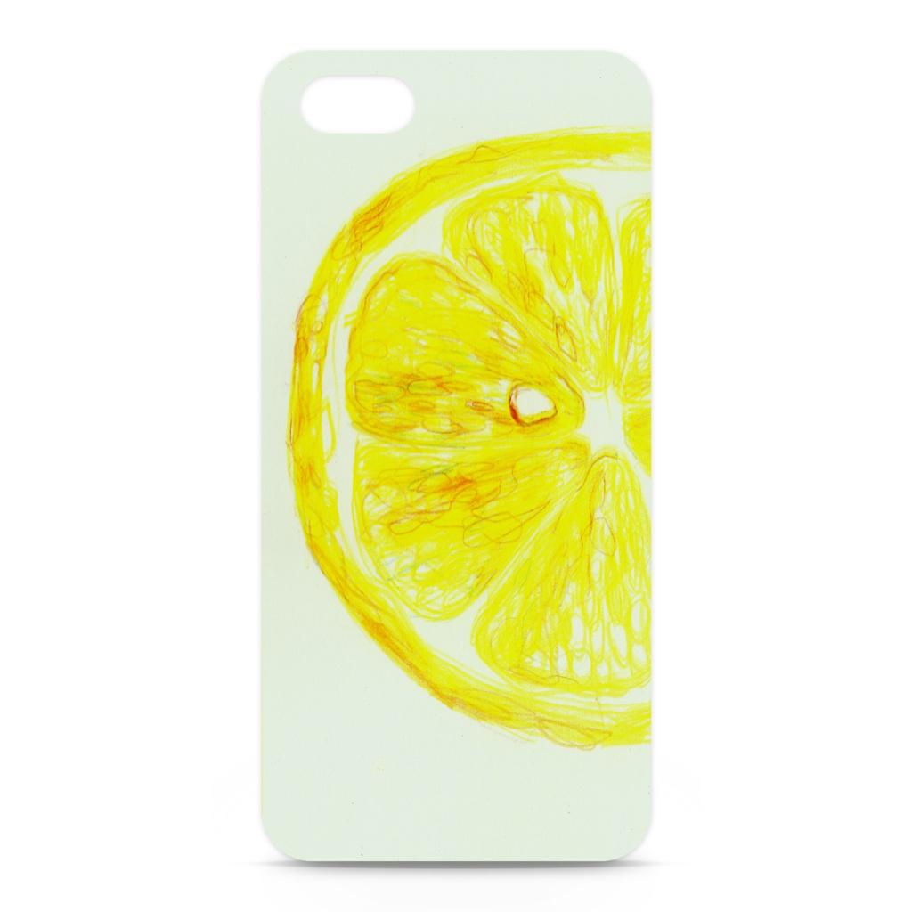 レモンiPhoneケース