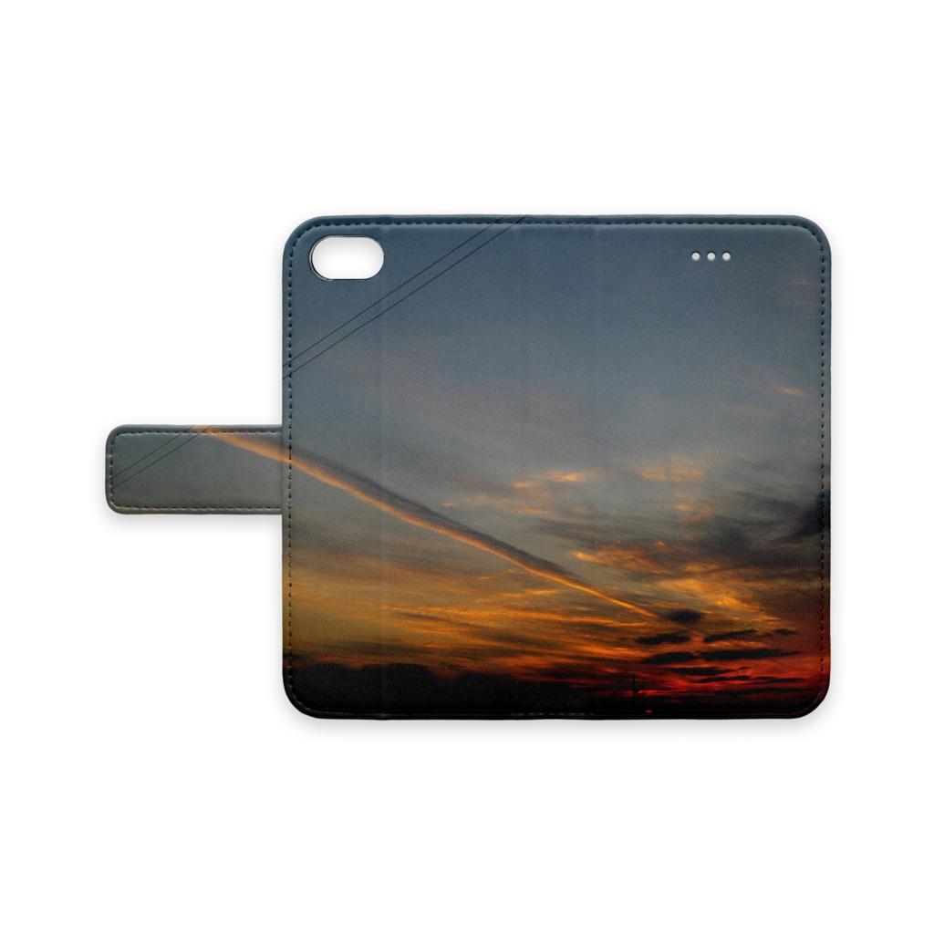 夕焼け iphoneケース