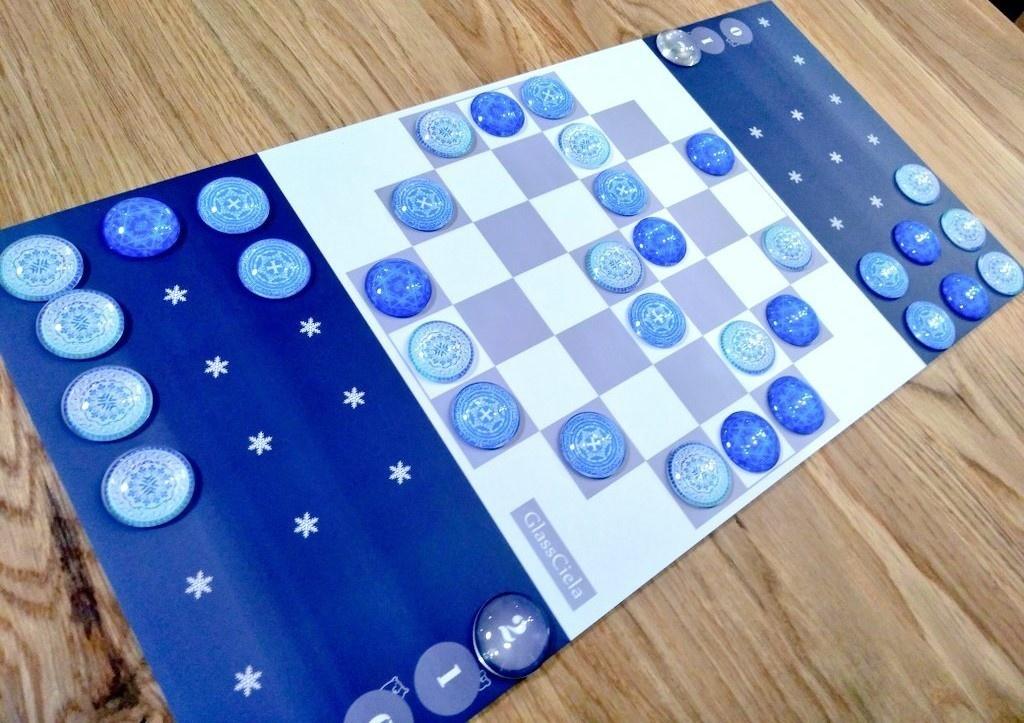 グラシエラ -GlassCiela- 青版