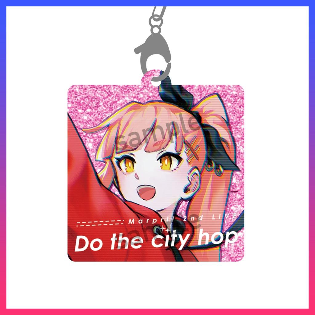 Do the city hop アクリルキーホルダー 立花ver