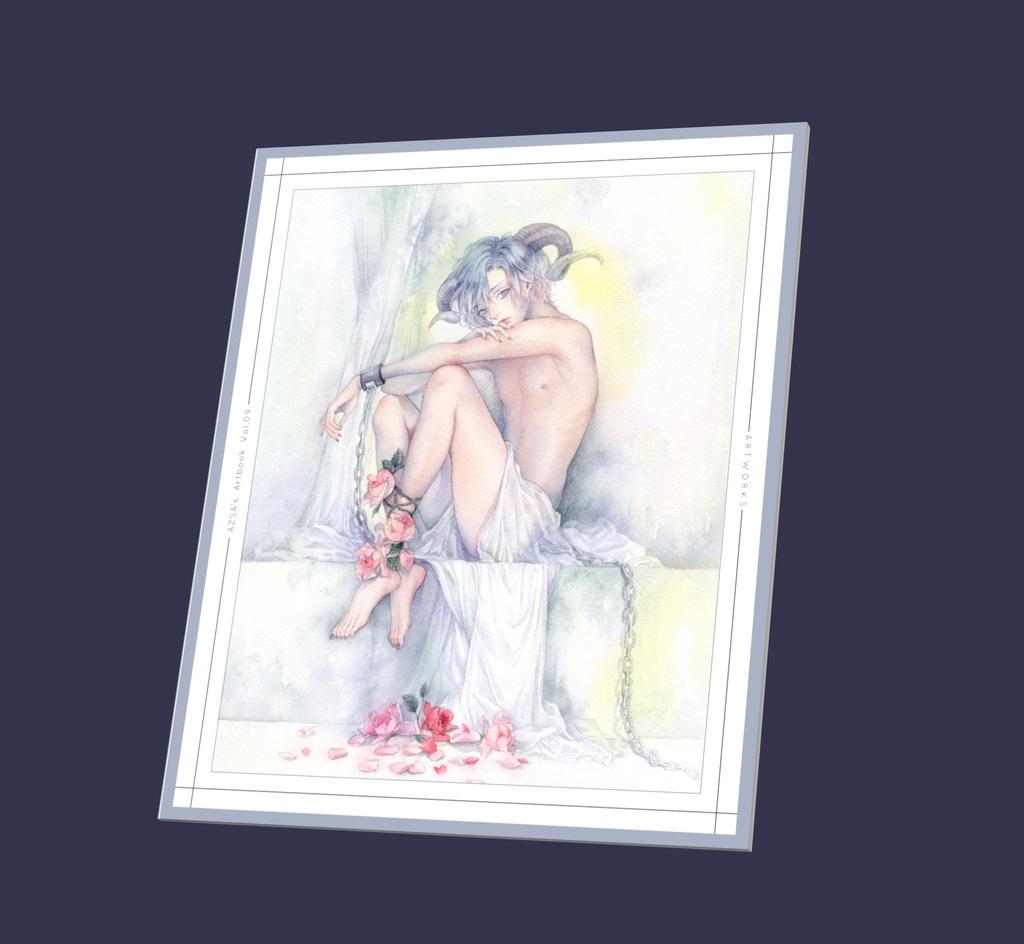 【画集】ARTWORKS
