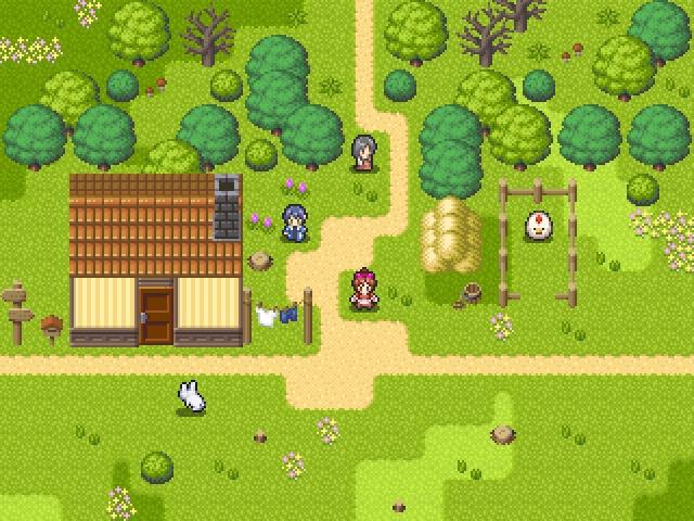 自作ゲームBGM-ティコ城-