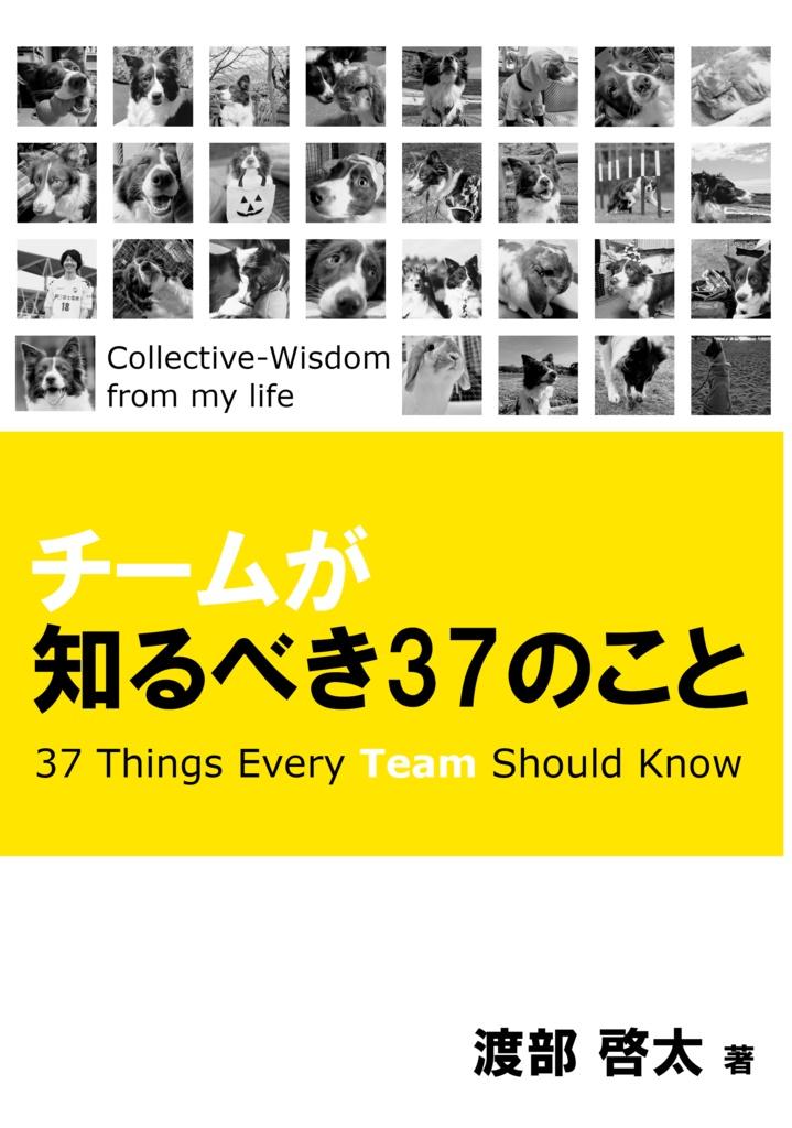 【PDF版】チームが知るべき37のこと