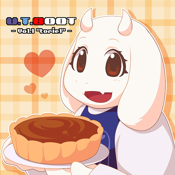 U.T.BOOT Vol.1 -Toriel- (CD-R版)