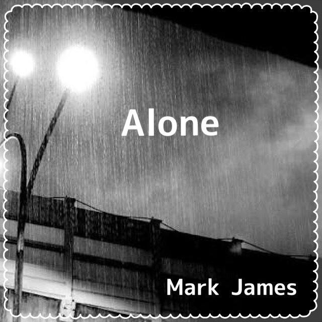 Mark James 1st Single「Alone」