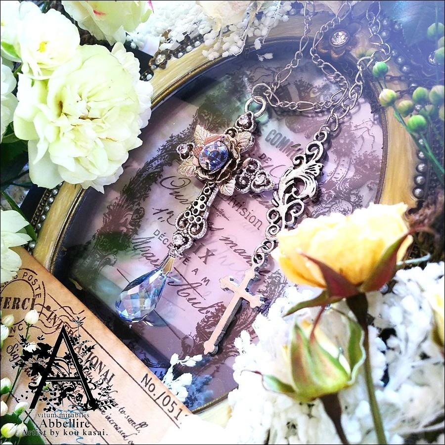 銀の薔薇のCroix(Romance en Gris)