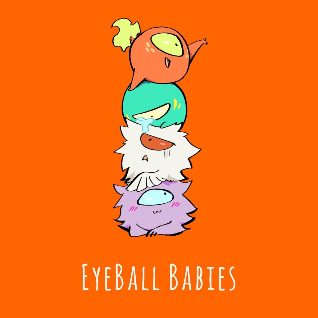 Eyeball Babies Set