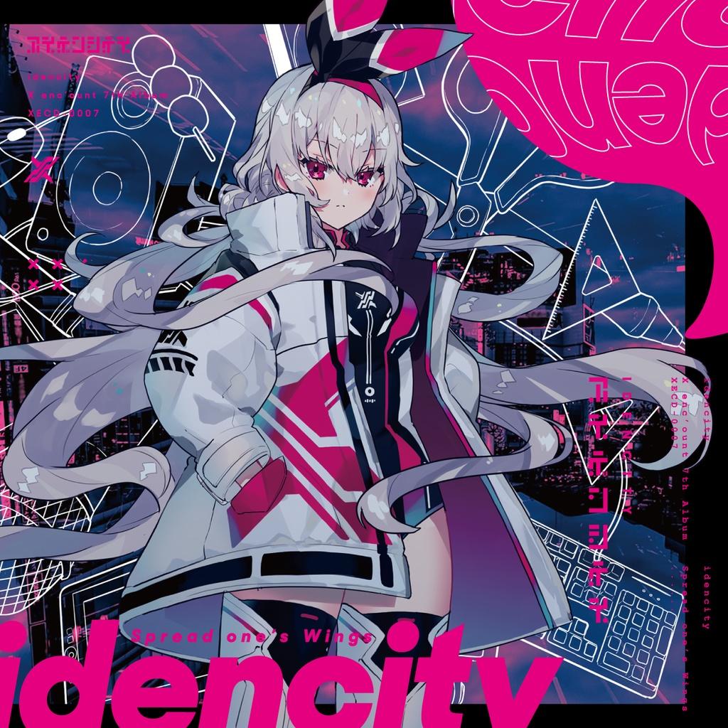 X enc'ount 7th Album「idencty」