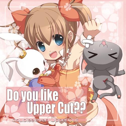 Do you like Upper Cut?? - doubleeleven UpperCut