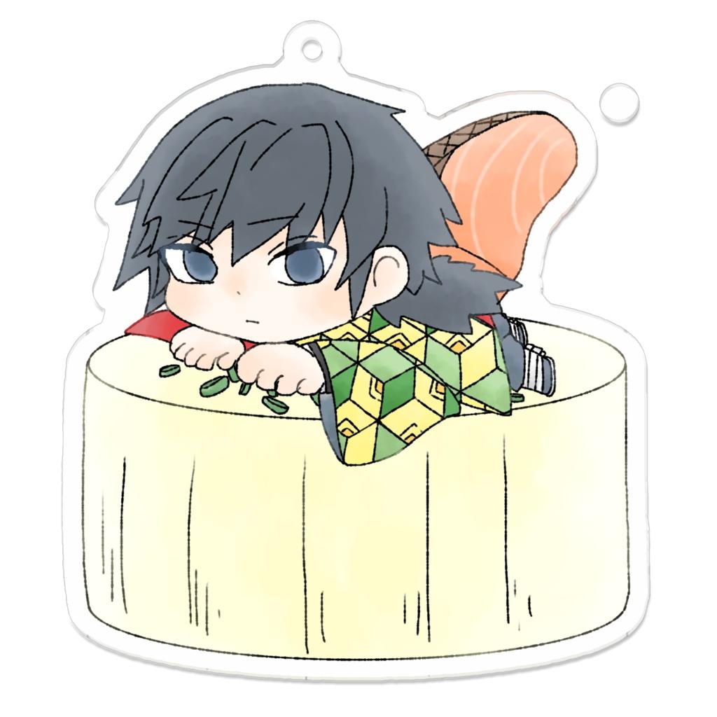 義勇と鮭大根 , umamizikaru , BOOTH